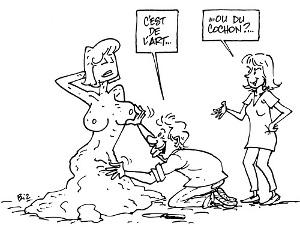 L'Art et les femmes