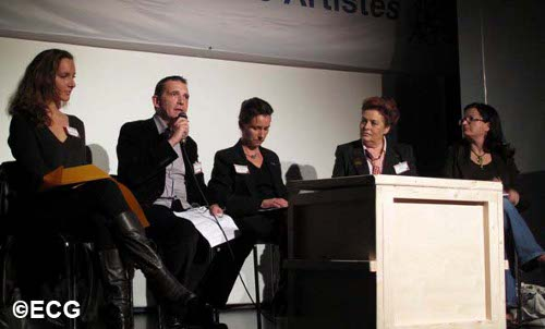 Commission femmes artistes la maison des artistes for Association maison des artistes