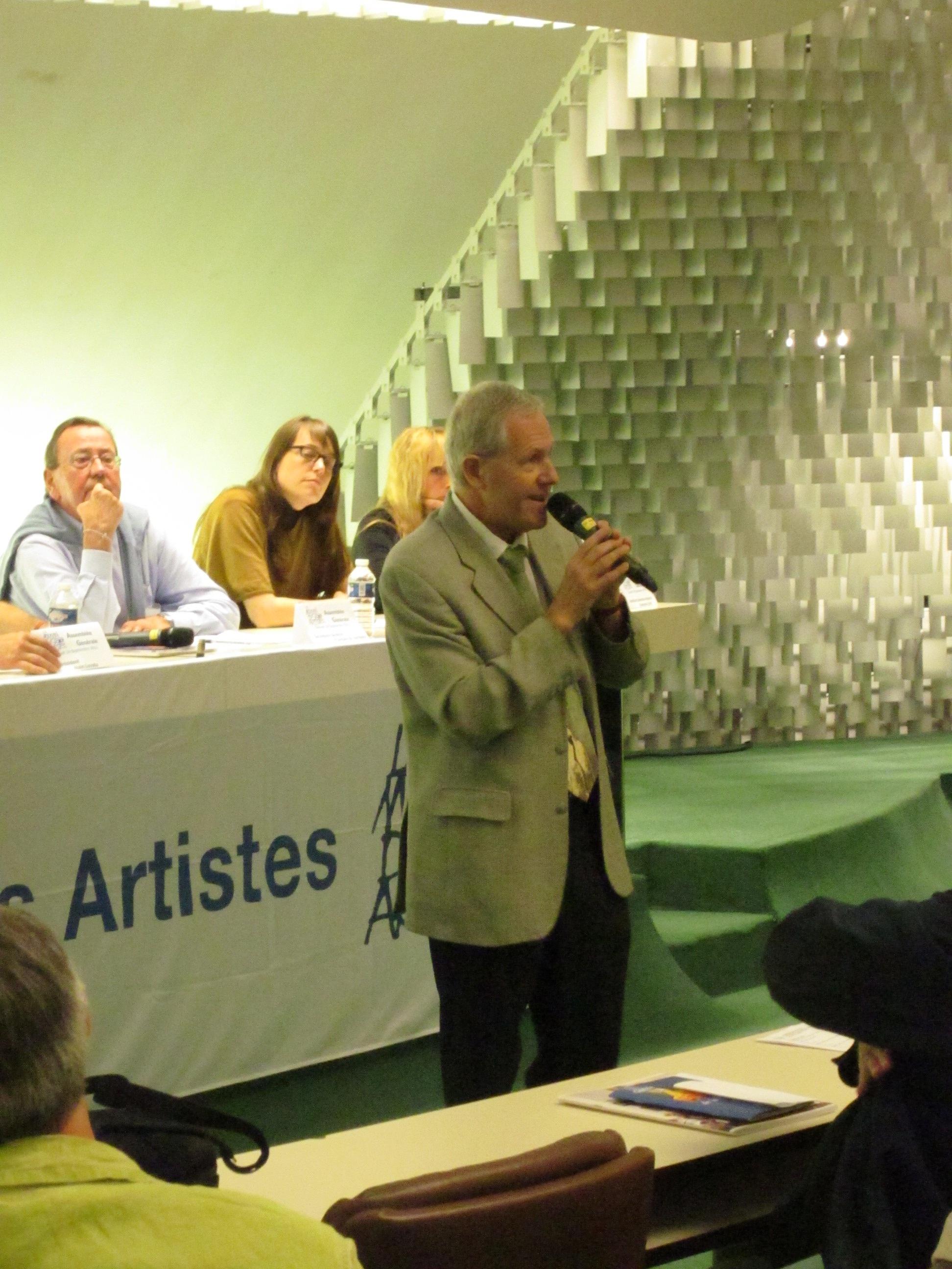 R sultats de l 39 assembl e g n rale de l 39 association la for Association maison des artistes