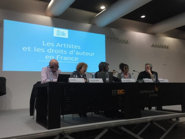 Conf rence internationale sur les associations d 39 artistes for Association maison des artistes