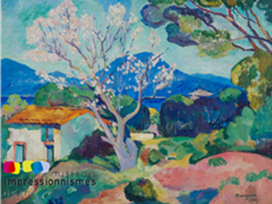 Le mus e des impressionnismes giverny partenaire de l for Association maison des artistes