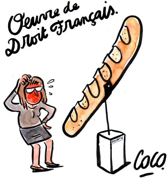 Œuvre d'art en droit français