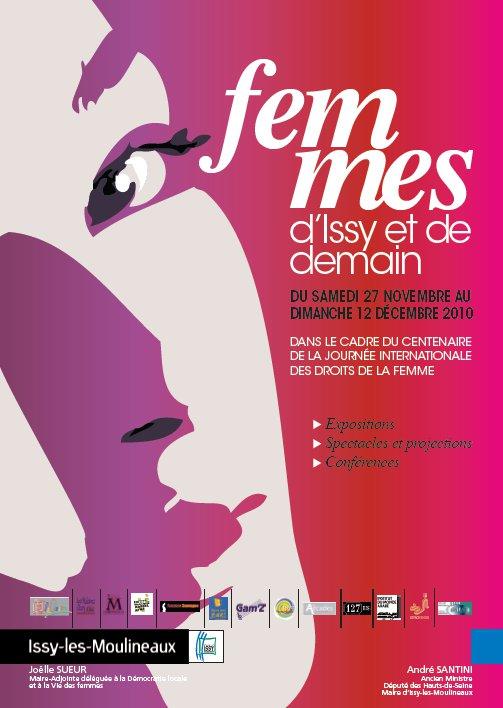 Festival Festival Femme d'Issy et de demain