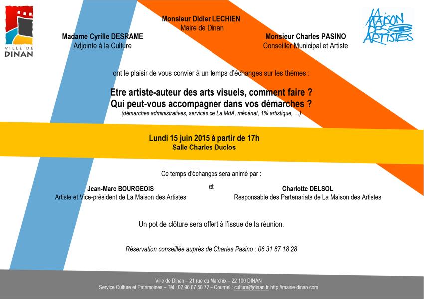 Mda maison des artistes ventana blog for Agessa maison des artistes