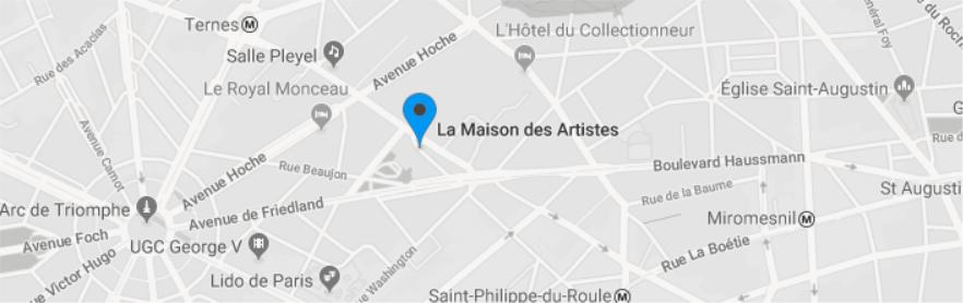 Bienvenue sur le site de La Maison des Artistes - La Maison des