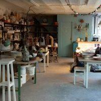 1 place atelier libre de ceramique aux lilas