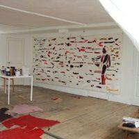Maison bourgeoise avec grand atelier à 1 h 30 de Paris