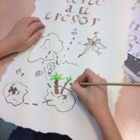 Recherche dessinateurs ou peintres pour cours de Calligraphie