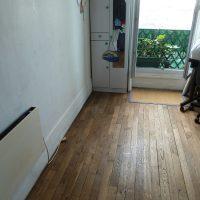 Atelier 10m2 Paris 15e clair, calme, vue dégagée, 370e