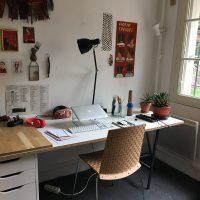 location poste de travail / atelier porte des lilas