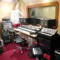 Studios d'enregistrement à l'année