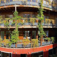 20 m2 dans nouveau bâtiment tout en bois loyer de 820€ TTC